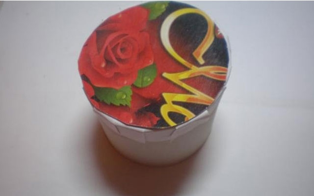 Корзина своими руками из конфет