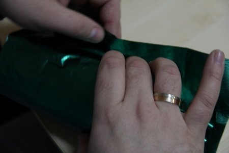 Ананас своими руками из конфет