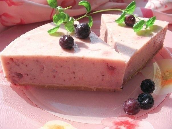 йогуртовый крем с желатином рецепт
