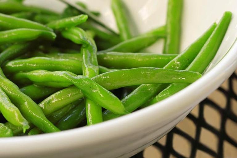 Сочная стручковая фасоль – кулинарный рецепт