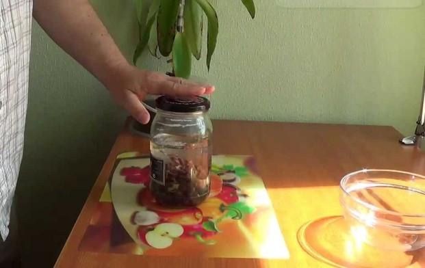 как принимать настойку черного ореха от паразитов