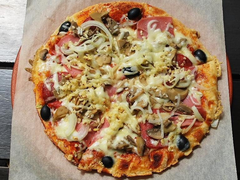 Начинка для пиццы: рецепт