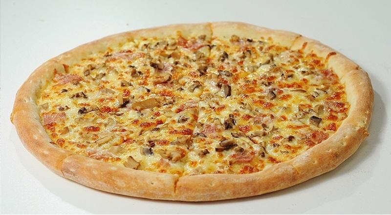 Пицца по-нью-йоркски