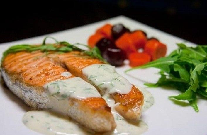 рецепты из рыбы с кета фото пошагово