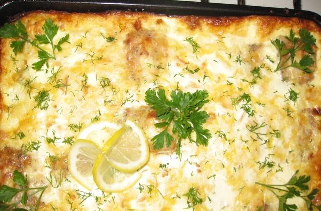 рецепты приготовления рыбы пикши в духовке