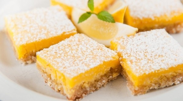 Пирог лимонник: рецепты с фото