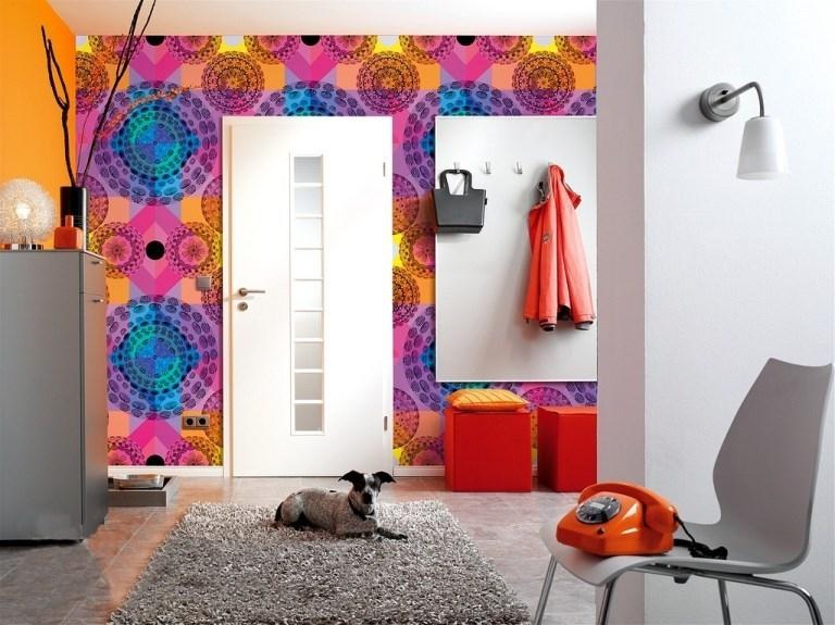 Какие обои выбрать для прихожей Материал, цвет и секреты дизайна