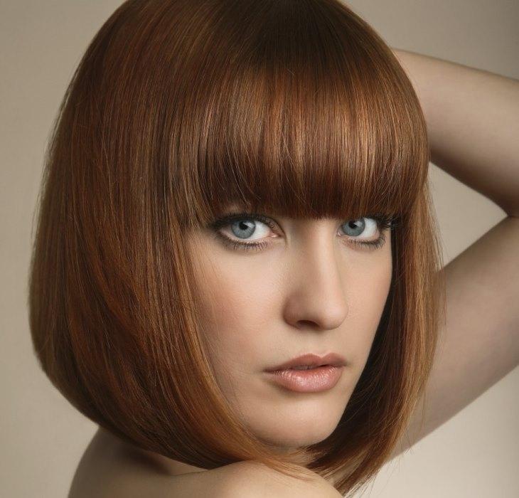 Цвет волос и причёски которые молодят