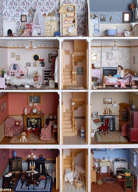 Купить мебель для Барби