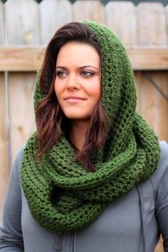 Как называется большой шарф