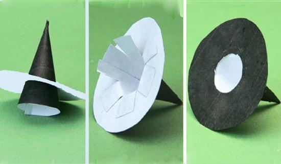 Как сделать из бумаги шляпу?