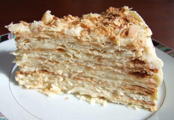 легкий рецепт торта на сковороде в домашних условиях