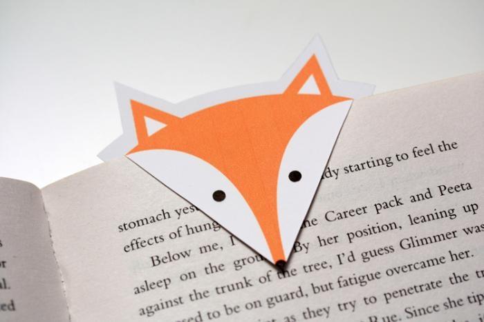 Как сделать своими руками закладку для книги