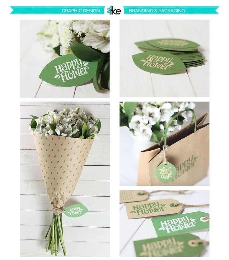 как упаковать цветы в бумагу фото
