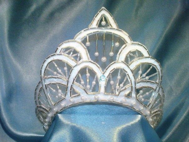 Корона принцессы своими руками: как сделать?
