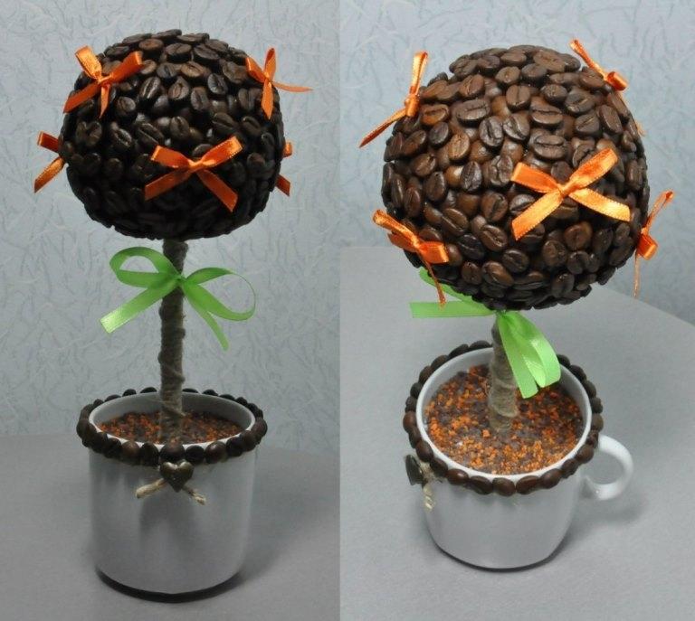 Дерево счастья подарок своими руками