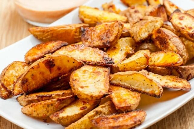 Рецепт молодая картошка в духовке в рукаве рецепт с фото