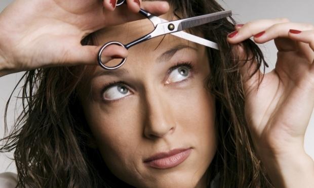 Как постричь волосы самостоятельно?