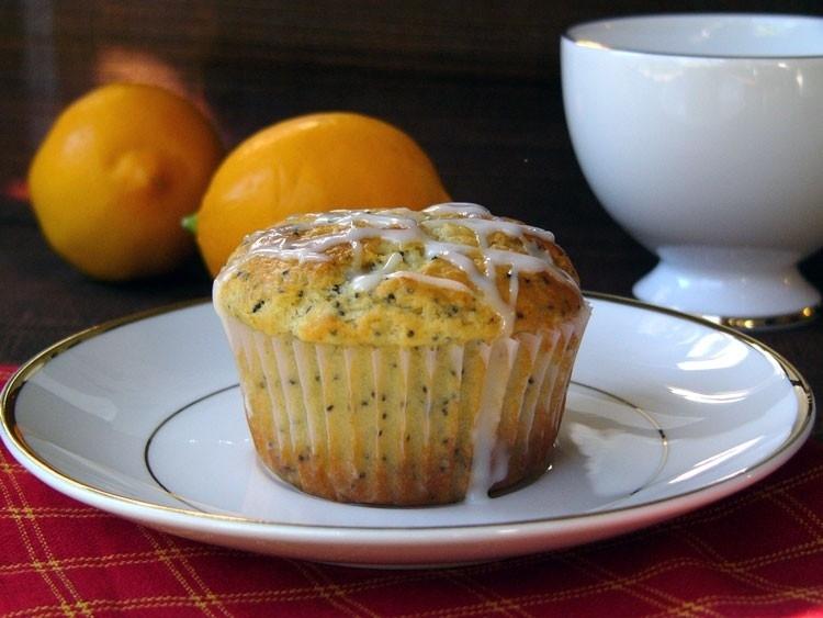 Лимонный кекс: рецепт