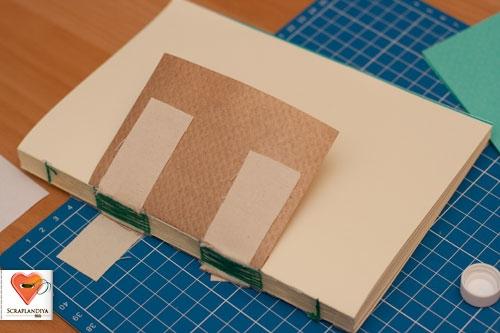 Как из бумаге сделать блокнот