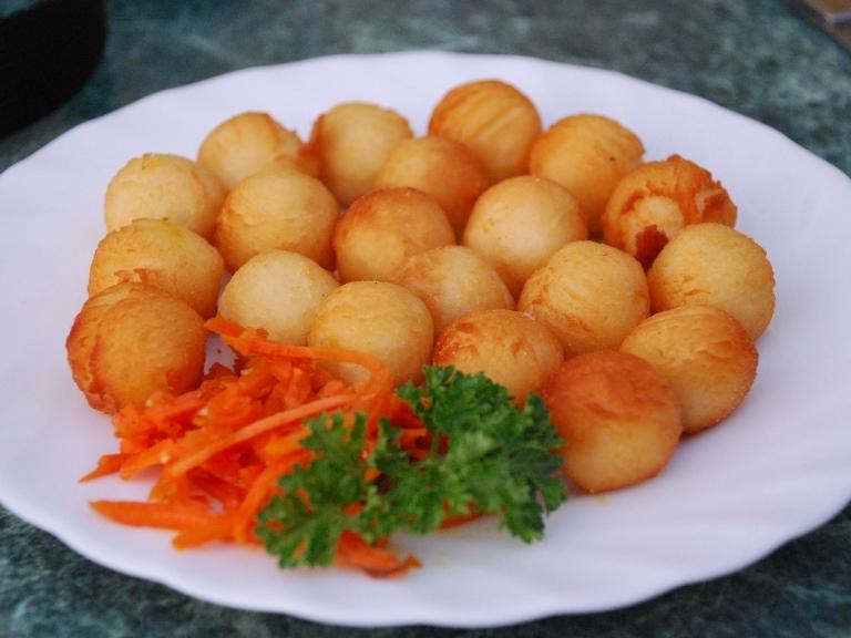 клеевой шарики из картошки рецепт с фото заказать автомобиль пробегом