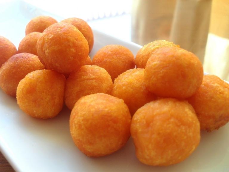 Картофельные шарики рецепт пошагово в