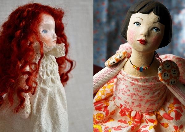 Куклы изготовление в домашних условиях