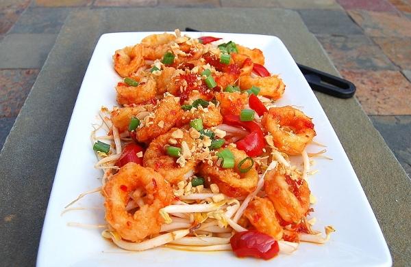 жареные кальмары рецепт с фото