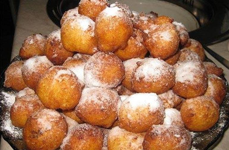 Рецепты вкусных пончиков в домашних условиях 499