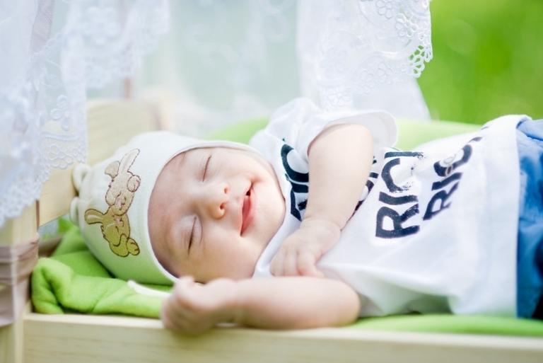 Почему ребенок плохо спит в 1.5 года