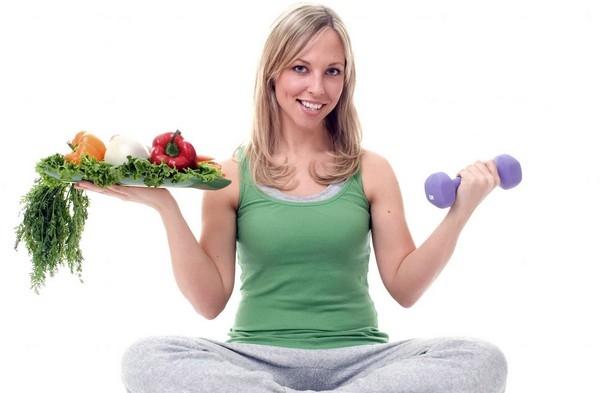 меню после тренировки для похудения для женщин