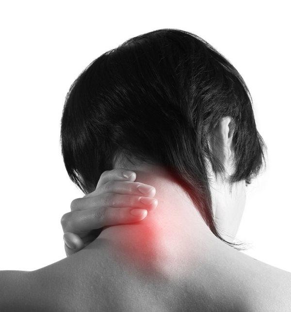 Как разбить соли на шее в домашних условиях 665