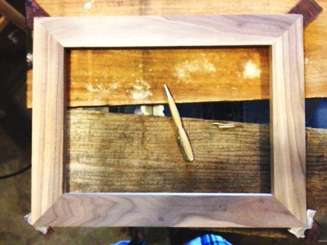Как сделать рамку с дерева своими руками фото 251