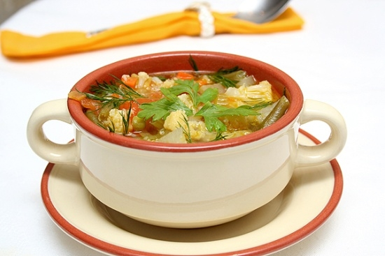 замороженная заправка для супов
