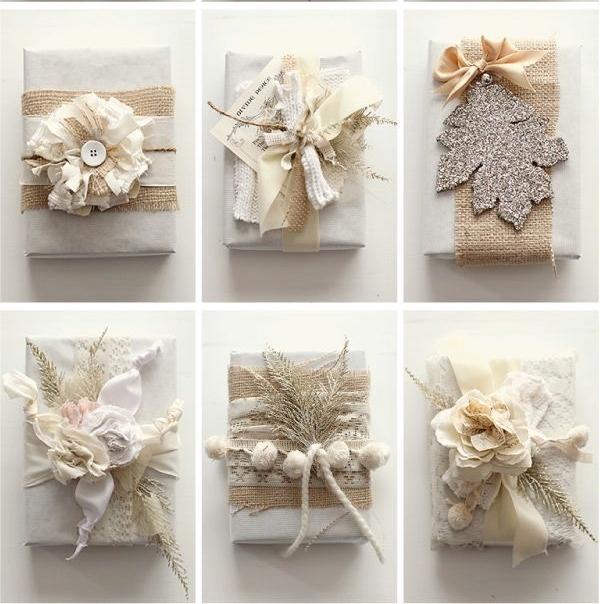 Как упаковать подарок своими руками?