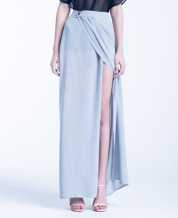 Самая простая юбка для шитья