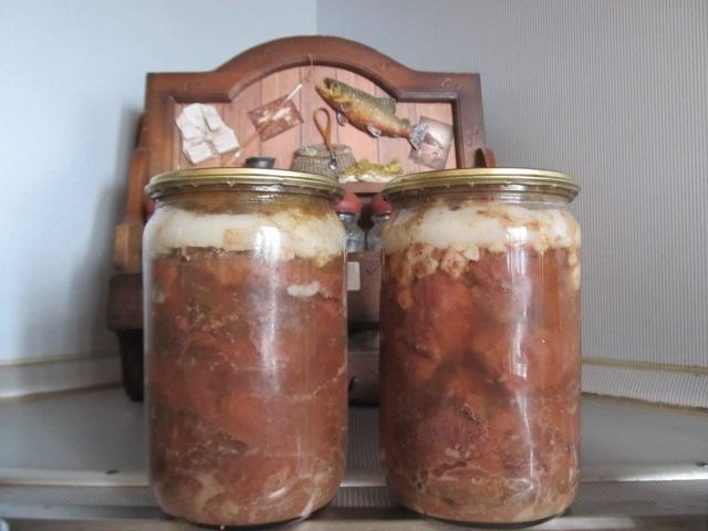 домашняя тушенка из говядины рецепт