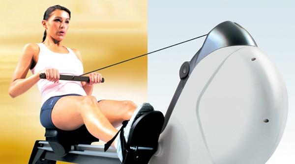 как заниматься на гребном тренажере чтобы похудеть