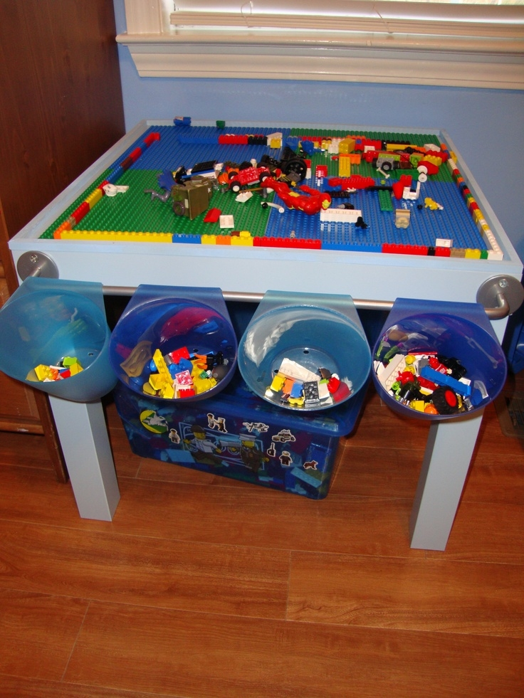 crafts from LEGO