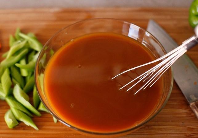 кисло-сладкий соус рецепт для свинины