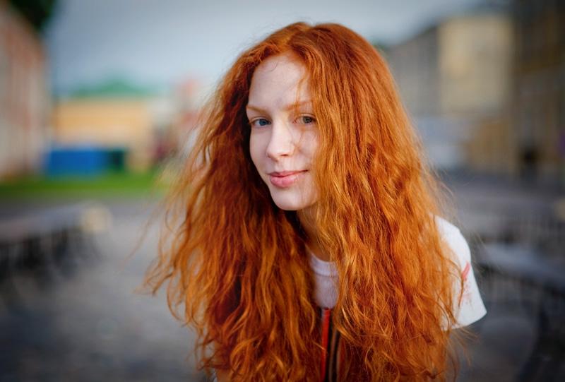 Оттенки красок для волос