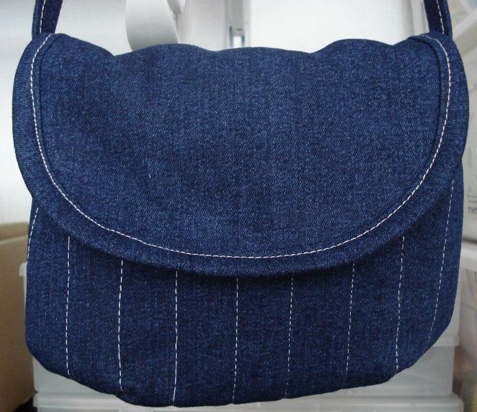 27e3ddb512d1 Сумка из джинсов своими руками. Выкройки различных вариантов сумок ...