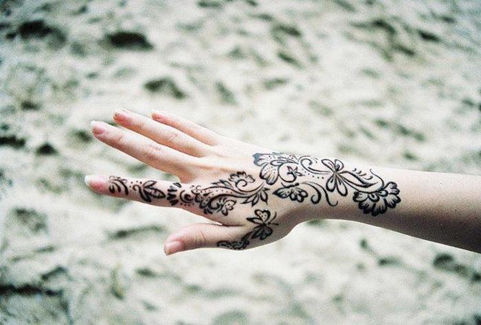 Татуировки в виде фото