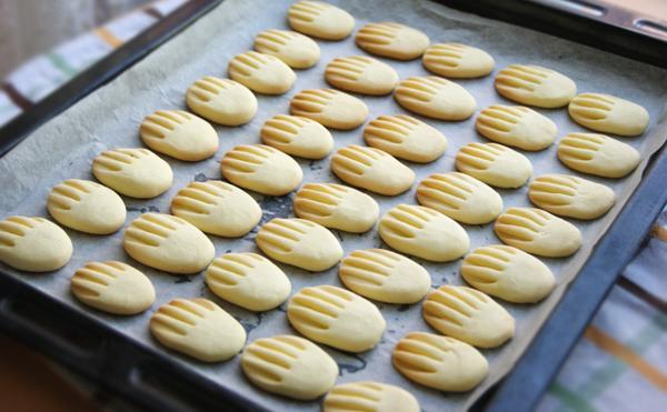 рецепт печенья для приготовления в духовке