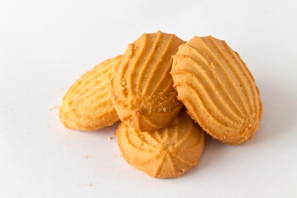 рецепт песочного печенья в домашних условиях с вареньем