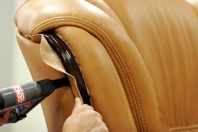 Перетяжка мебели своими руками