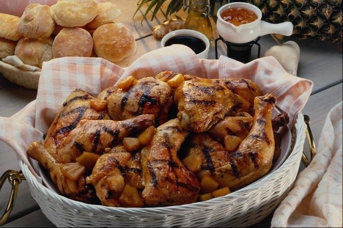 куриные окорочка - рецепты, статьи на