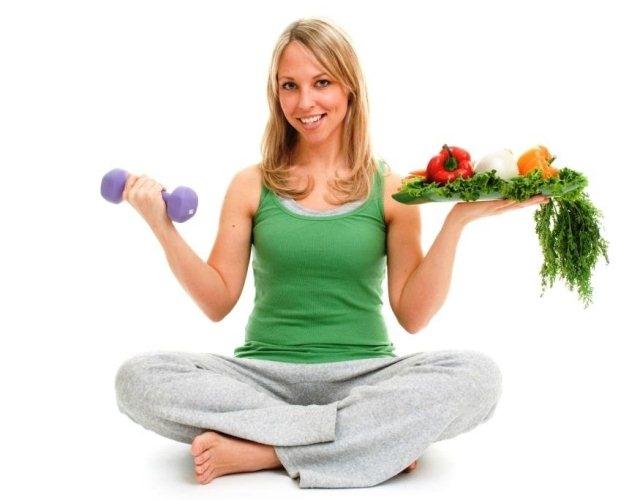 правильная диета для похудения с первым блюдом