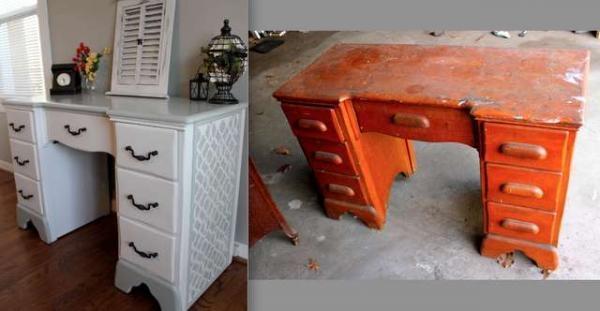 Переделка и реставрация мебели своими руками
