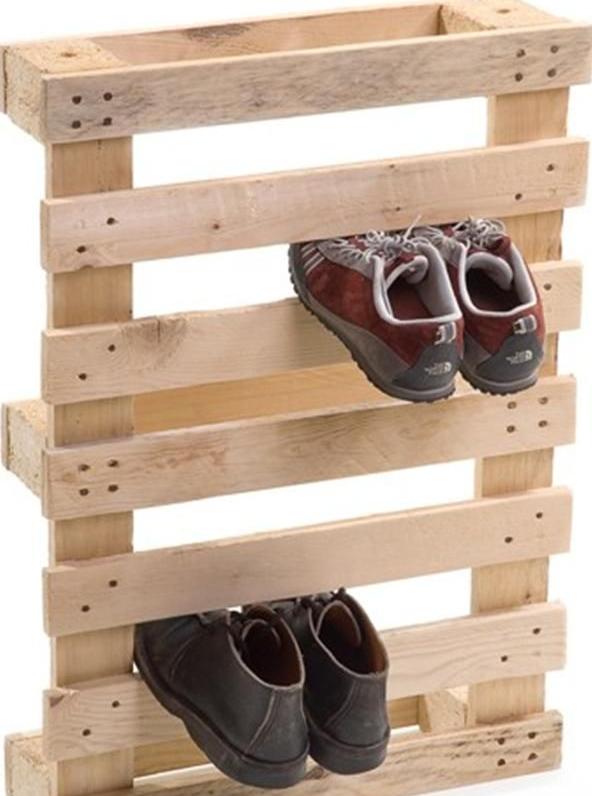 Обувная своими руками